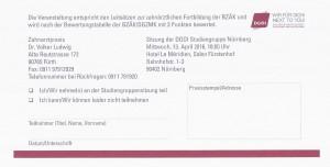 Quelle: Flyer SICvantage | DGOI Studiengruppe Nürnberg | Zahnarztpraxis Dr. Ludwig und Kollegen