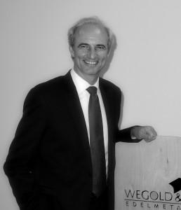 Prof. Dr. Mauro Marincola, Rom