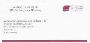 Quelle: Flyer SICvantage   DGOI Studiengruppe Nürnberg   Zahnarztpraxis Dr. Ludwig und Kollegen