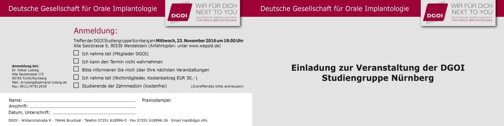 Zahnarztpraxis Dr. Ludwig und Kollegen_SGS November 2016