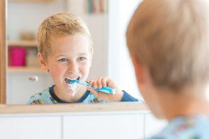 Kinderprophylaxe für gesunde Milchzähne | © Initiative proDente e.V.