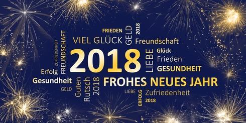 Blog Archive Allen Patienten ein gesundes und glückliches Jahr 2018 ...